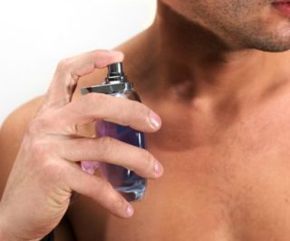 Applying Cologne