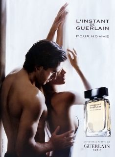 L'Instant De Guerlain Pour Homme Ad