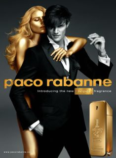 Paco Rabanne 1 Million Campaign