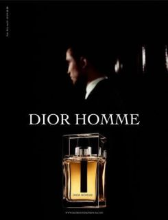 Dior Homme Fragrance 2013 Ad Campaign